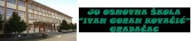 """""""Ivan Goran Kovačić"""" Gradačac"""